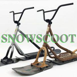 シーズンイン間近!!SNOWSCOOT!!