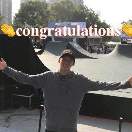 SUBROSAジャパンライダーの中村輪夢世界戦で快挙!!