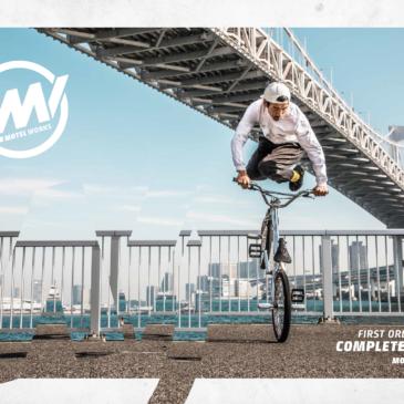 MOTELWORKS 2021年モデル発表!この夏入荷!