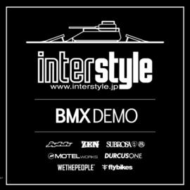 パシフィコ横浜で開催インタースタイルでBMX!!