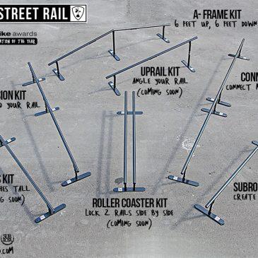 大好評!!BMX&スケートボードセクションStreet Railが再入荷しました!!