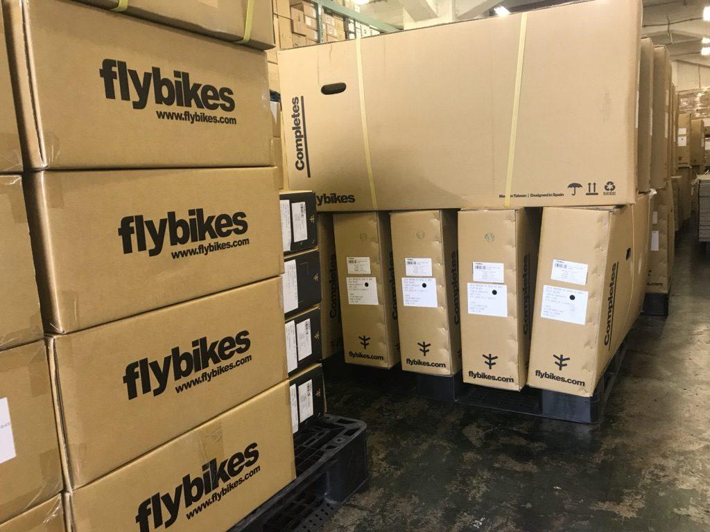 flybikes入荷