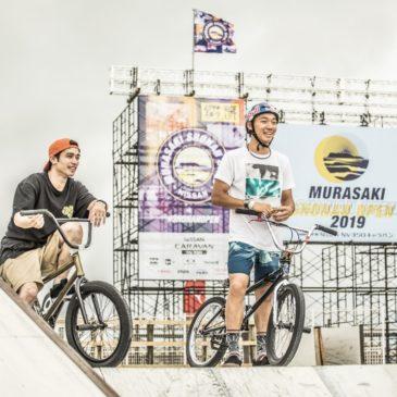 BMXライダーが大活躍!! 2019 湘南オープン