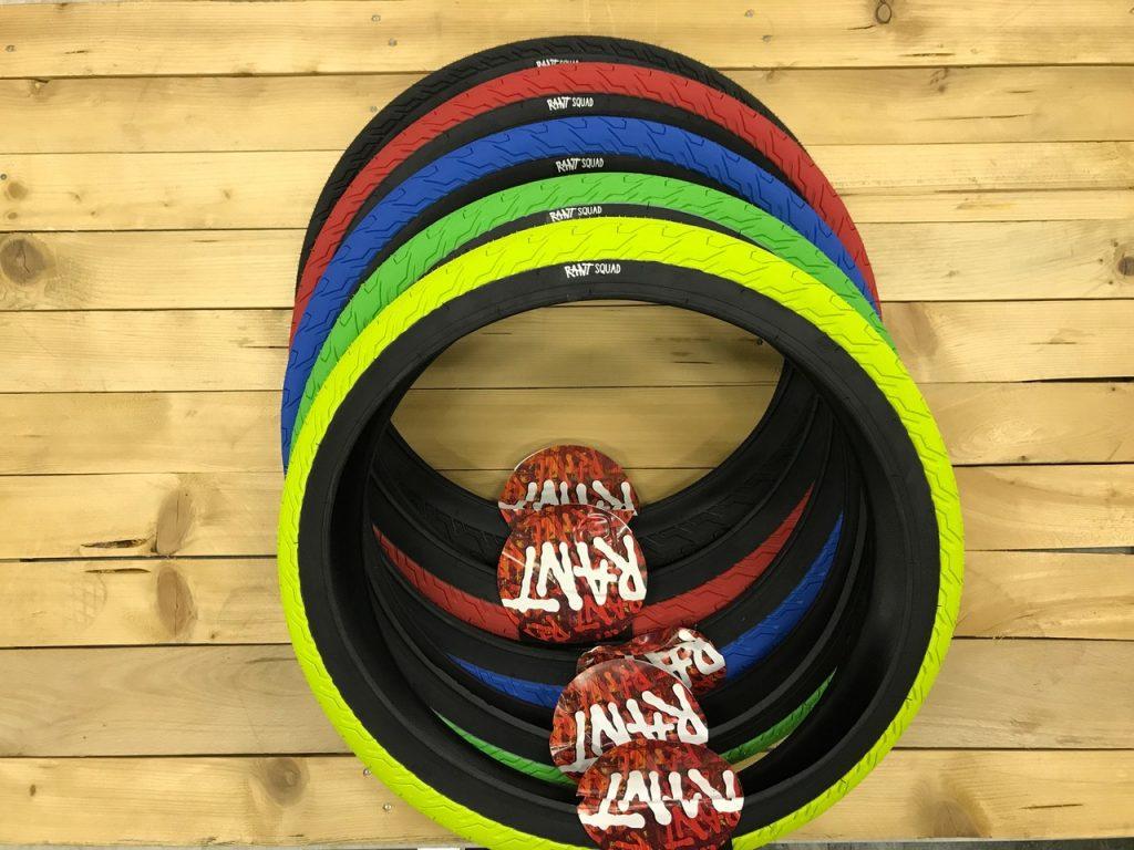 Rant Squad tire