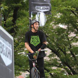 全日本BMXフリースタイルパーク選手権にて西 昂世が優勝!