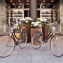 サイクルモード in Pelago Bicycles