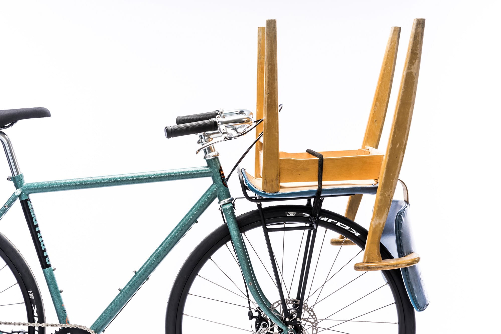 Pelago Commuter Front Rack Chair