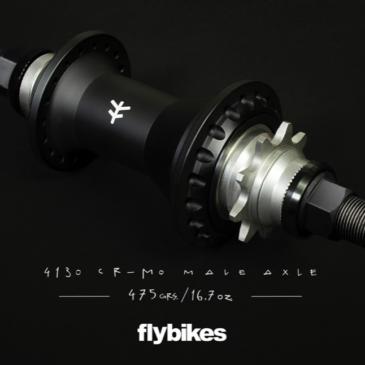 最新システム FLYBIKES MAGNETO HUB