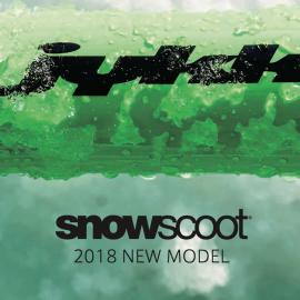 snowscootの季節がやってくる!!