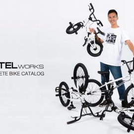 MOTEL WORKS 2019年モデル!新カラーで登場!
